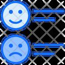 Satisfaction Emotions Satisfy Icon