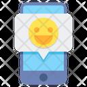 Satisfaction Emoji Icon