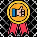 Isatisfaction Guaranteed Satisfaction Guaranteed Guarantee Badge Icon