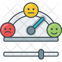 Satisfiction Meter Icon