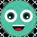 Satisfied Emoji Emoticon Emotion Icon