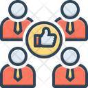 Satisfy Placate Soothe Icon