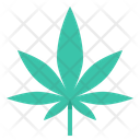 Sativa Cannabis Marijuana Icon