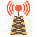 Satlelite Radio Transmission Antenna Icon