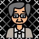 Satoshi Nakamoto Icon