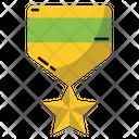 Satr Badge Badge Star Badge Icon