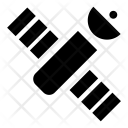 Sattelite Communication Internet Icon