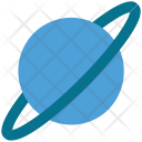 Planet Sky Space Icon