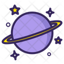 Asteroid Horoscope Neptune Icon