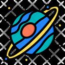 Saturn Aerospace Alien Icon
