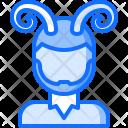 Satyr Horn Fairy Icon