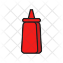 Sauce Sauce Bottle Sauces Icon