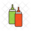 Sauce Catchup Sauce Bottle Icon