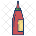 Sauce Ketchup Food Icon
