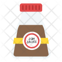 Soy Sauce Brand Icon