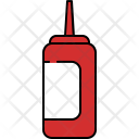 Sauce Container Bottle Icon