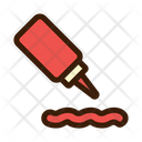 Sauce Bottle Sauce Bottle Icon