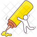 Sauce Bottle Icon