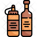 Sauce Bottle Kitchen Icon