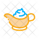 Sauce Bowl Mayonnaise Icon