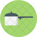 Sauce Pan Cook Icon