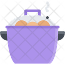 Saucepan Cooking Pot Icon