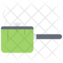 Saucepan Kitchen Cooking Icon