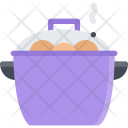 Saucepan Cook Cooking Icon
