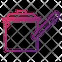Saucepan Pot Icon