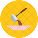 Saucer Platter Soup Icon