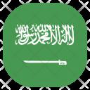 Saudi Arabia Arabian Icon