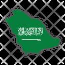 Saudi Arabia Country Icon