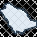 Saudi Muslim Border Icon
