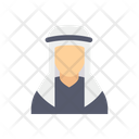 Saudi Man Saudi Arabia Icon