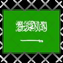 Saudi Arabia Flag Flags Icon