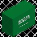 Flag Country Saudi Arabia Icon