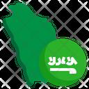 Saudi Arabia Flag Country Flag Icon
