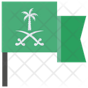 Saudi Flag Icon