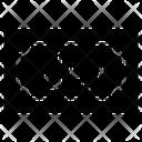 Saudi Riyal Icon