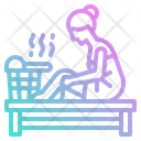 Sauna Spa Relax Icon