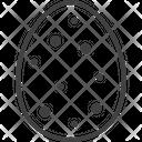 Saurus Egg Icon