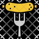 Sausage Celebration Oktoberfest Icon