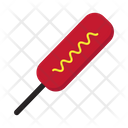 Sausage Meat Tasty Icon