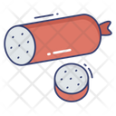 Sausage Frankfurter Meat Icon