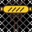 Sausage Fork Brat Icon