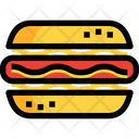 Sausage Bread Sausage Bread Icon