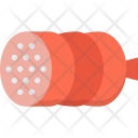 Sausage Cooking Food Icon