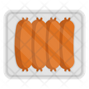 Food Meal Sausage Icon