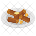 Sausages Hotdogs Fast Food Icon