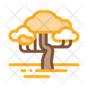 Savanna Tree Safari Icon